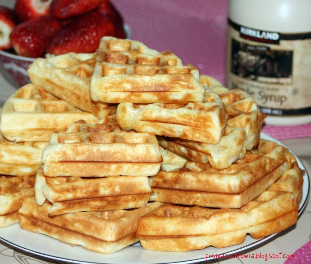 waffles tower